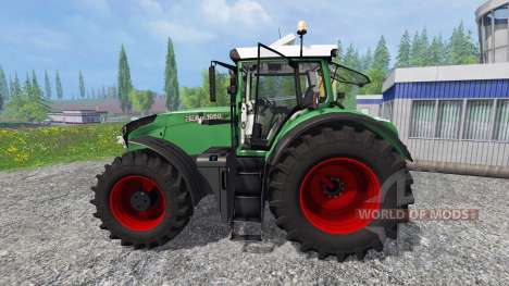 Fendt 1050 Vario Grip wheels para Farming Simulator 2015