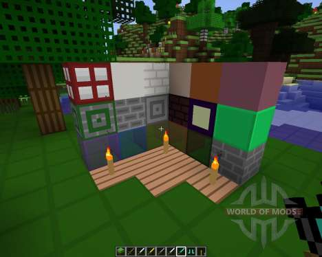 Simplisticism - Completely Finished [16x][1.8.8] para Minecraft