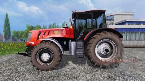 Bielorrusia-3022 DC.1 v2.0 para Farming Simulator 2015