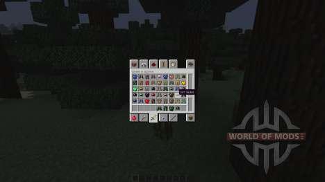 TooMuchArmor [1.7.10] para Minecraft