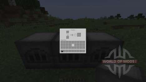 Giacomos Foundry [1.8] para Minecraft