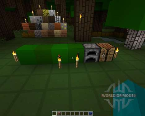 OnionCraft Resource Pack [16x][1.8.8] para Minecraft