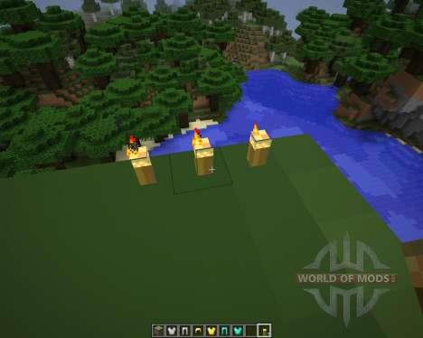 Smooth Village Blocks [16x][1.8.1] para Minecraft
