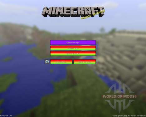Endless Rainbow [16x][1.8.8] para Minecraft