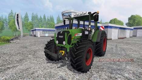 Fendt 414 Vario TMS v3.0 para Farming Simulator 2015