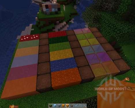 Marvelouscraft [64x][1.8.1] para Minecraft