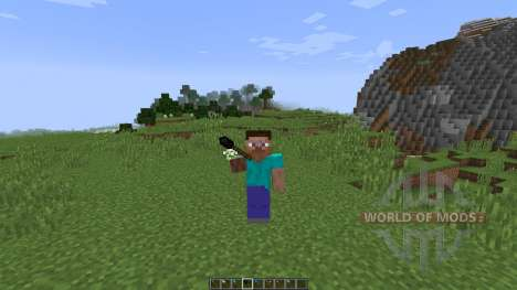 Throwing Spears [1.8] para Minecraft