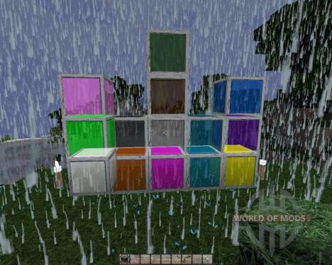 BackyardCraft [128x][1.8.8] para Minecraft