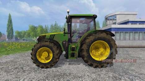 John Deere 6170R FL para Farming Simulator 2015