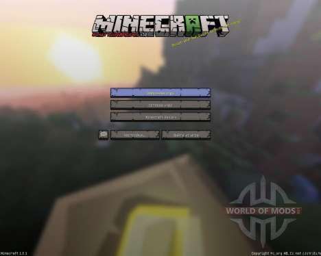 Sphax PureBDCraft [32x][1.8.1] para Minecraft