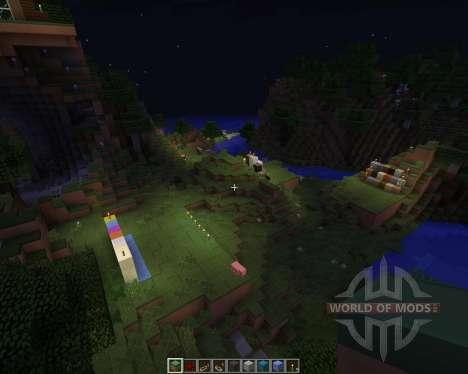 Simpel Pixel v0.6.2 [16x][1.8.1] para Minecraft
