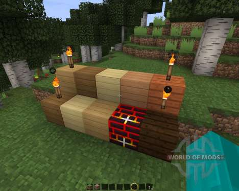 Pop Reel Realistic Resource Pack [64x][1.8.8] para Minecraft