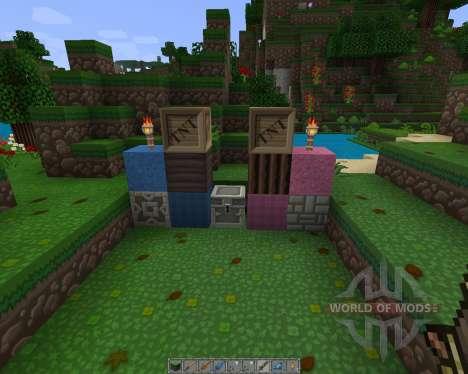 SilverMines [64x][1.8.8] para Minecraft