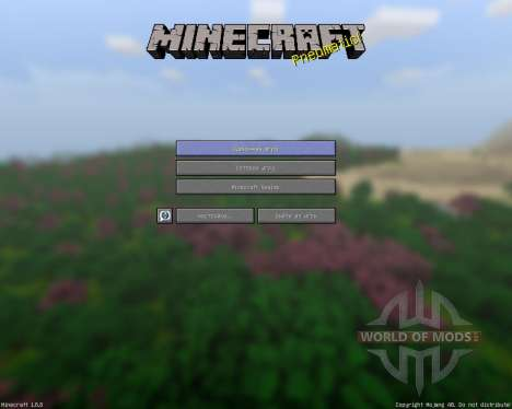 A Brush More Colour [32x][1.8.8] para Minecraft