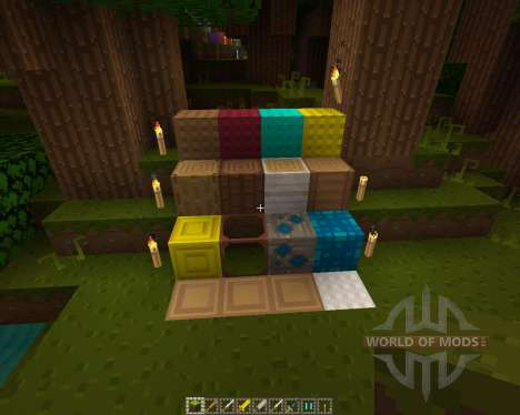 Colorfull Pack [16x][1.8.8] para Minecraft