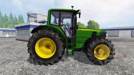 John Deere 6930 Premium FL [fixed] para Farming Simulator 2015
