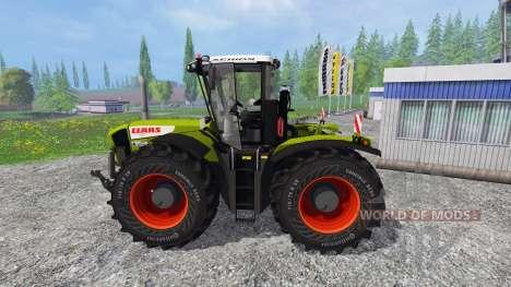 CLAAS Xerion 3300 TracVC [washable] v4.2 [full] para Farming Simulator 2015