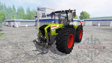 CLAAS Xerion 3300 TracVC [washable] v4.2 para Farming Simulator 2015