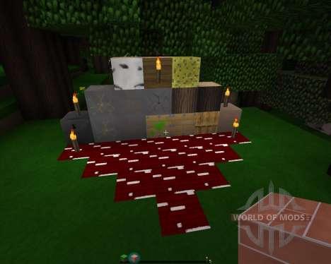 PolishedCraft Resource Pack [64x][1.8.8] para Minecraft
