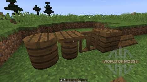 ArchitectureCraft [1.8] para Minecraft