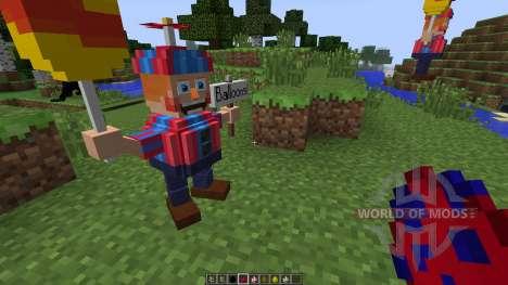 Five Nights at Freddys [1.7.10] para Minecraft