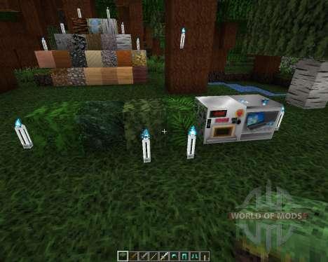 NephCOLaboratories: Biological [32x][1.8.8] para Minecraft