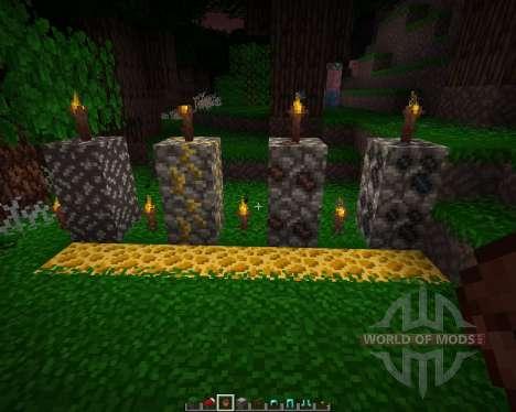 Vulbjörn A Descent to Darkness [16][1.8.8] para Minecraft