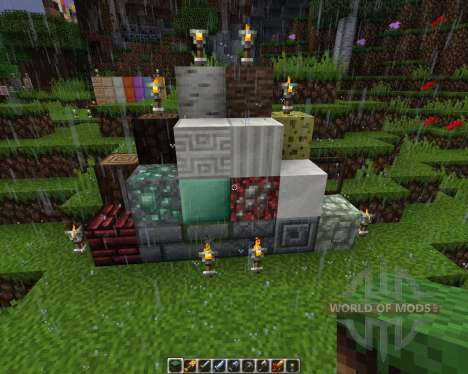 Valkyrie RPG Resource Pack [16x][1.8.8] para Minecraft