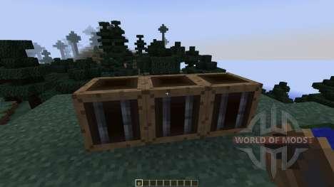 Manger [1.7.10] para Minecraft