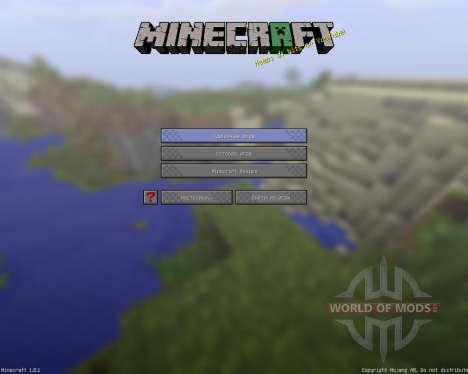 REDUX v0.3 [16x][1.8.1] para Minecraft