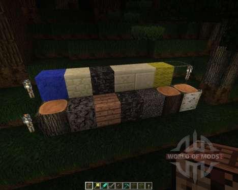 Bonescripters Texture Pack [96x][1.8.1] para Minecraft