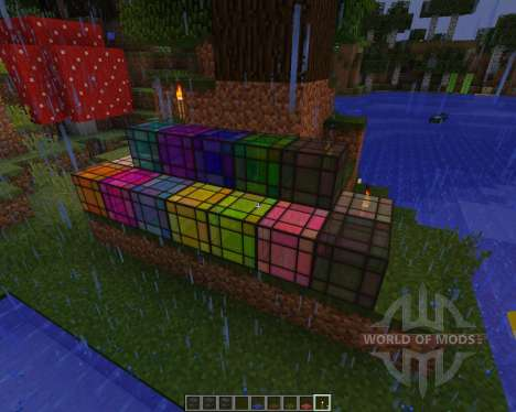 Lithos: Luminous Add-on [32x][1.8.1] para Minecraft