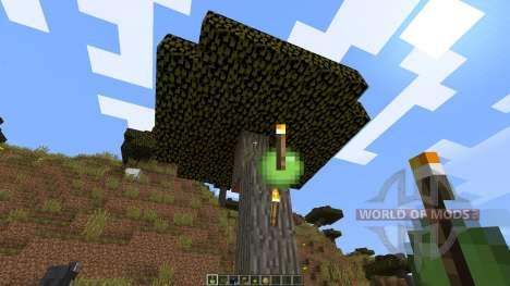 Throwable Torch [1.8] para Minecraft
