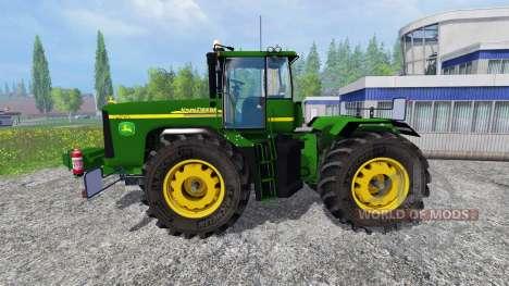 John Deere 9420 para Farming Simulator 2015