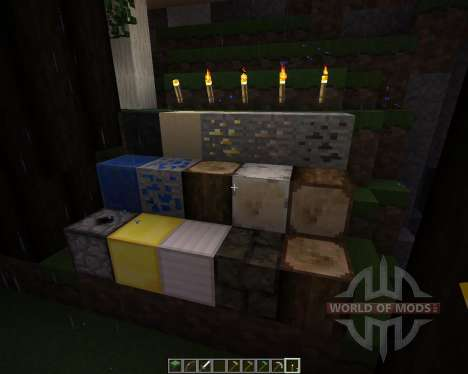 Early Autumn Pack [16x][1.8.8] para Minecraft