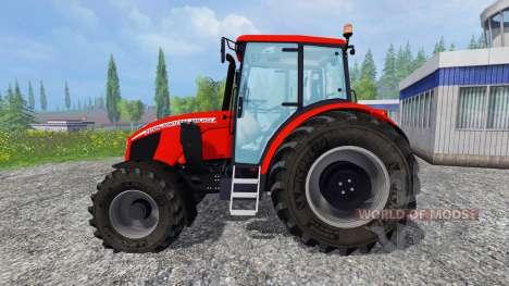 Zetor Forterra 100 HSX and 140 HSX para Farming Simulator 2015