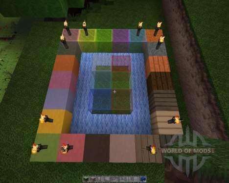 Infinite RPG Resource Pack [16x][1.8.8] para Minecraft