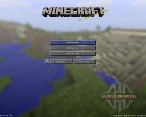 DeltaCraft Texture Packs [64x][1.8.8] para Minecraft