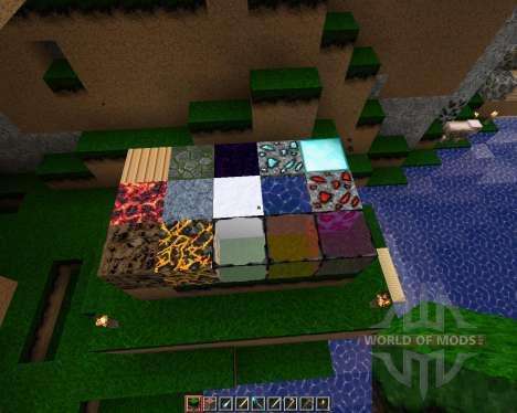 Evolutrium Craft HD Resource Pack [64x][1.8.8] para Minecraft