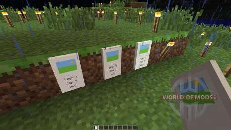 Calendar [1.5.2] para Minecraft