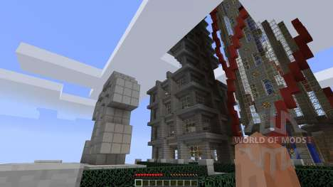 Castle of Red [1.8][1.8.8] para Minecraft