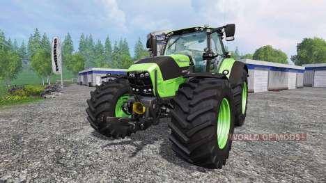 Deutz-Fahr Taurus para Farming Simulator 2015