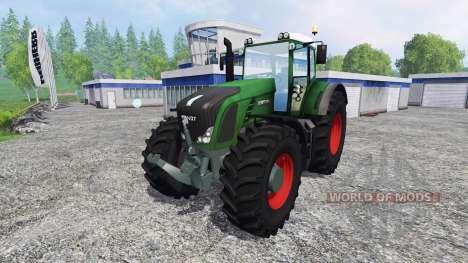 Fendt 936 Vario v1.4 para Farming Simulator 2015