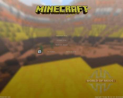 Obsincraft - ObsinPack [16x][1.8.1] para Minecraft