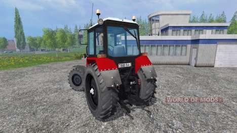 MTZ-892 v1.1 para Farming Simulator 2015