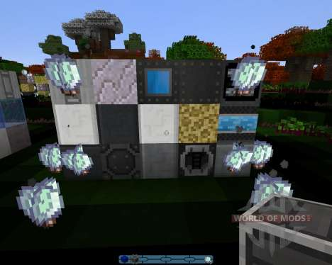 The Voxel Box Deep Space Pack [16x][1.8.8] para Minecraft
