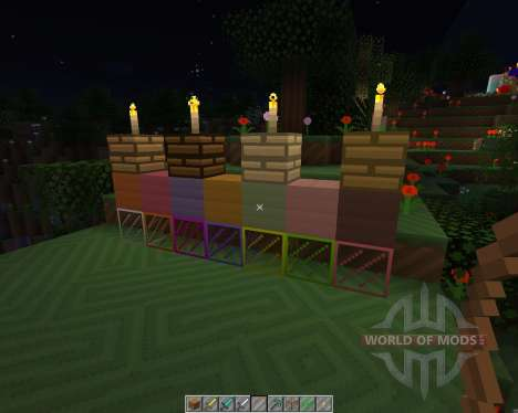 SpinPack [16x][1.8.1] para Minecraft