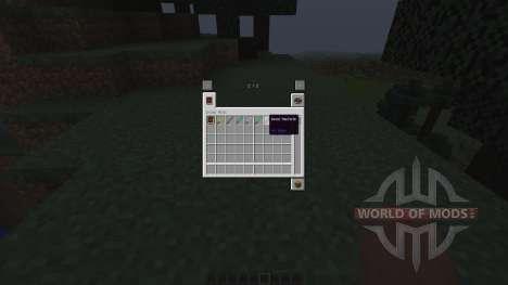 Machetes [1.8] para Minecraft