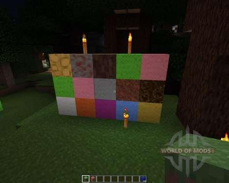 Delicious Resource Pack [16x][1.8.8] para Minecraft