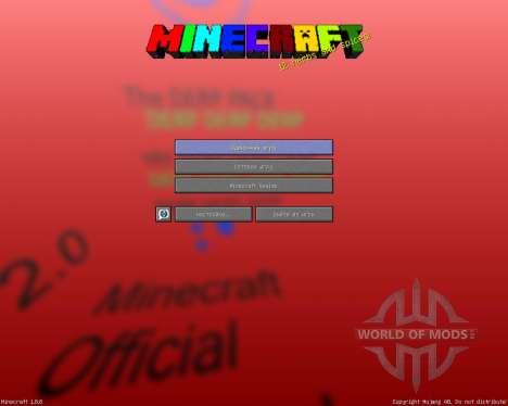 The Derp pack Rederped [16x][1.8.8] para Minecraft